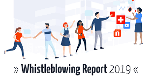 Rapporto Whistleblowing 2019